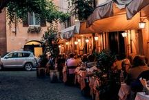Eat & Drink in Rome / Place to stay & Food to taste