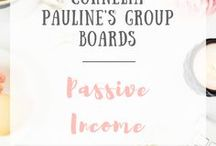 Passive Income Group Board / My group board for passive income opportunities.  #internetmarketing #passiveincome #clickfunnels #entrepreneur #smartmarketing 5 pins/per day.  Please message me for an invitation.