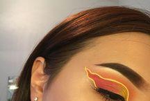 Eyebrows & Eyes