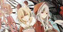 Anime/Badass / Cool lookin stuff! (Lewd included ;P)
