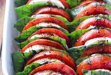 Idee cibo salate