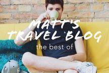 the best of matt's travel blog