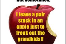 Grandkid ideas / Ideas, Quotes, Memes, Projects and Activities for the Kids, Parents and Grandparents