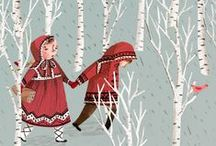 Children's Books and Illustrations / by Andrea Fair