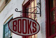 Bookshops / by Andrea Fair