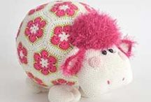 Amigurumi / Little knit and crochet amigurumi