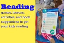 reading / Teaching reading to kids / by Ticia Adventures in Mommydom