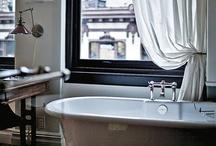 Bathrooms / by Andrea Fair