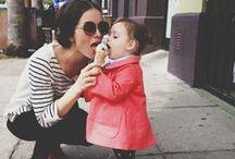 baby + mommy / Kiddos. / by Lauren Harris