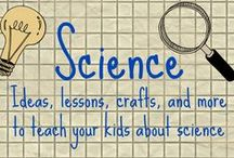 Science for kids / science activities that do not fit any of my other boards, chemistry, geology, earth science, etc...... / by Ticia Adventures in Mommydom