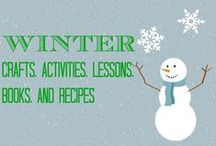 winter activities for kids / Winter activities for kids / by Ticia Adventures in Mommydom