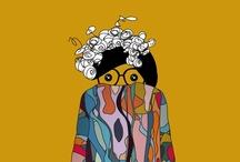 Art is cool / by Katie Hall-Dengler