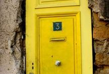 Doors, Locks and Keys / by Andrea Fair