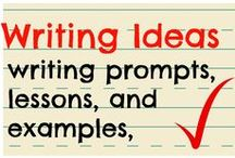 writing ideas / Writing lessons for kids / by Ticia Adventures in Mommydom