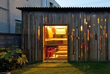 architecture | ins n outs / interiors, exteriors, and finishing touches / by Emily Babel