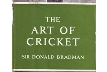 CRICKET BOOKS WORTH READING / Cricket has spawned some of the finest writing sport has seen. Here's where you will find a carefully considered and gradually augmented selection of cricket books we have read or read about. Love cricket, and reading? Read on.