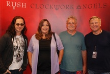 It's all about RUSH / Geddy, Alex, and Neil are RUSH \m/ / by Leslie Baldwin