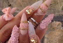 Nailed It / Cool designs and ideas to inspire you at your next manicure and annoy your nail tech! ;)