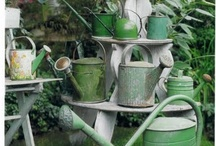 Olde watering cans / by diantique