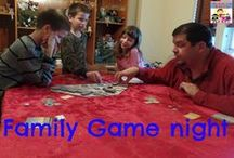 games / Games to play during family game night.  Most games pinned here are suitable to play with elementary kids on up, with some games for preschool. / by Ticia Adventures in Mommydom