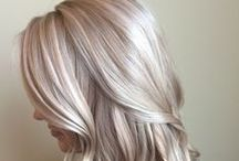 Women with white hair