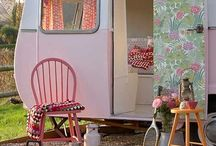 Caravans / Caravans, Trailers, Decorations and Vintage