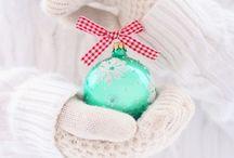 December / December and Christmas / by Deux Brins de Maille | Knitting Designer