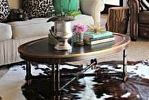 Style Cowhide Rug / Gorgeous Cowhide rugs in your home  / by Fur Source