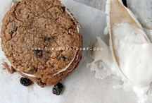 : wheat-free cookies : / by Anne-Marie Cain