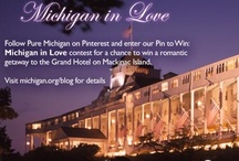 """Pin to Win: Michigan in Love"" / by Leslie Baldwin"