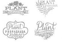 fonts & templates
