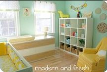 Nursery ideas / Ideas and inspiration for our Foster child nursery