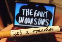 Fault In Our Stars / by Charlotte Williams