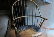 Windsor chairs / by diantique
