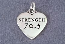 Triathlon Charms / The Best Things Come In Three's!