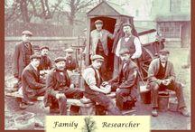 Family History Tips, Ideas, & Sites