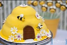 : bee party : / by Anne-Marie Cain