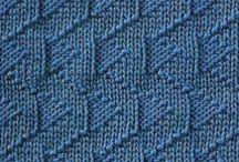 Knitting Stitch Patterns / Interesting Knitting Stitch Patterns for design knitting pattern, knitting scarfs, knitting scarves, knit cowls, knitting cowls