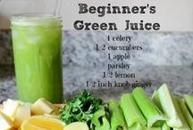 Juicing / I own an Omega juicer and enjoy fresh juice a few times per week. Juice is NOT a replacement for a meal, but it's a super-digestible way to flood your body with nutrients.