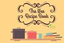 Recipes / The Wee Recipe Book by The Wee Shop Organics