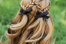 Little Girl Hairstyle / Can't wait to have a little girl to dress her like a princess and make her hair look faboulus