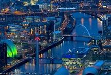 Glasgow ♡ My home town. Scotland. / Glasgow. Things to do, see and eat. Scotland.