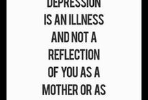 Post natal depression. Post partum. Depression. Anxiety. Mental Health / Understanding and help with mental illness