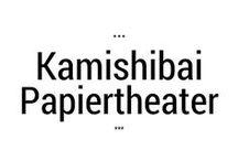 Kamishibai   Papiertheater   Paper Theater / Japanisches Erzähltheater Kamishibai, Bühne im Schuhkarton ...   ... Toy Theater, Paper Theater
