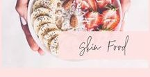 real food / Feed your skin: Foods to give you a healthy glow from the inside out.