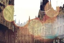 Edinburgh Itinerary / A collection of Itineraries for your Edinburgh visit