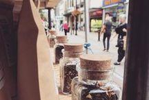 Tea Market Stall