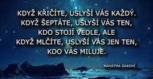 Nejkrásnější citáty/The most beautiful quote :) / Je asi miliarda různých citátů, zde jsou ale ty, které mi připadají nejkrásnější :)