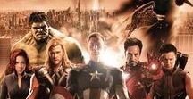 Avengers / Jde o tým superhrdinů, kteří dokáží převálcovat jakéhokoli padoucha :) Prostě borci :)