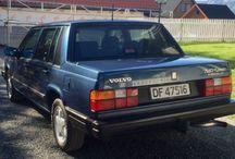 Volvo 740 Turbo / 1989 volvo 740 Turbo